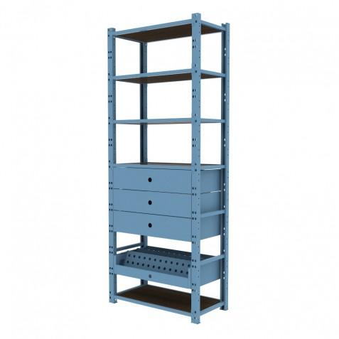 Closet 1 Módulo 80 cm