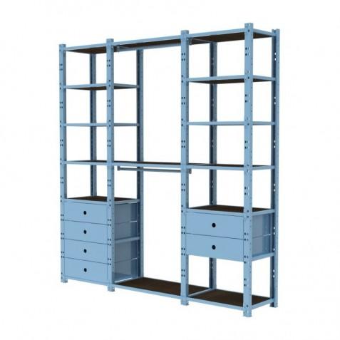 Closet 3 Módulos Configuración 1