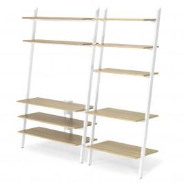 Mueble TV + Biblioteca de 85 cm