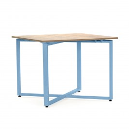 Mesa de reuniones Equis 90 cm X 90 cm